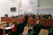Информация об итогах проведения 50 заседания Городской Думы